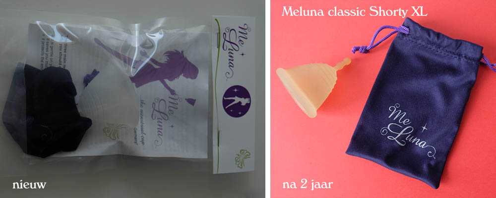Meluna classic Shorty XL na twee jaar