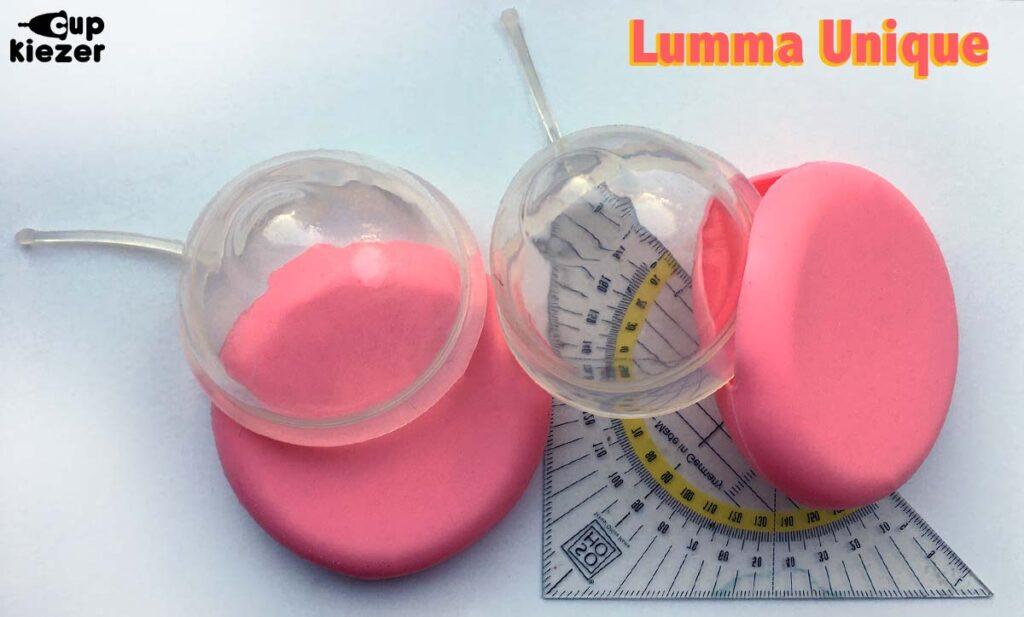 Lumma Unique discs met hun doosjes om ze in te bewaren.