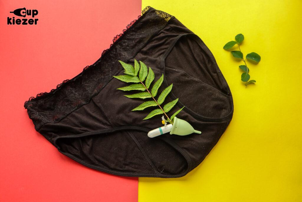 Lotties Period - menstruatieondergoed high waist model mening